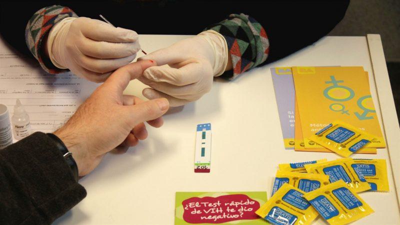¿Cómo funcionan las pruebas de descarte de Sida?